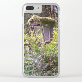 When Is The Last Time You Called Clear iPhone Case
