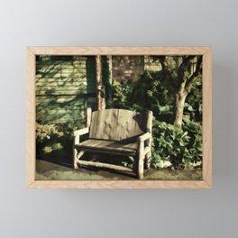 Nature - Peacefulness Framed Mini Art Print