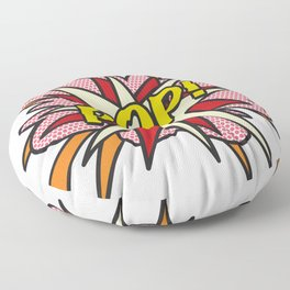 Comic Book Pop Art POP! Floor Pillow