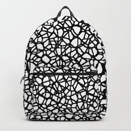 Staklo (Black) Backpack