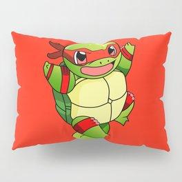 TMNT_POKET_MONSTER_RED Pillow Sham