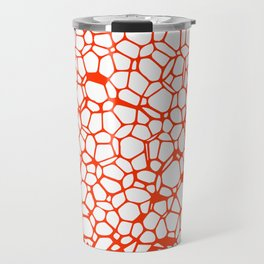 Random Foam (Persimmon's Cousin) Travel Mug