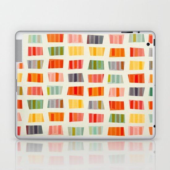 BEACH TOWELS Laptop & iPad Skin