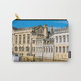 York City Guildhall in the spring sunshine. Carry-All Pouch