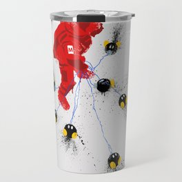 Mario's Hurt Locker Travel Mug