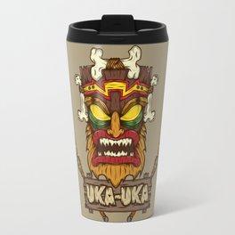 Uka-Uka (Crash Bandicoot) Travel Mug
