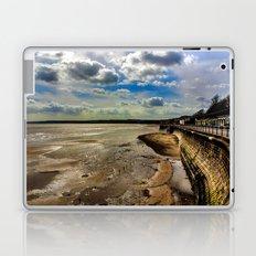 Filey Beach Laptop & iPad Skin