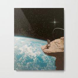 Edge of the world Metal Print