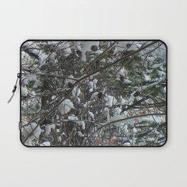 Snow Wishes Laptop Sleeve