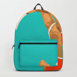 Scratch My Back Backpack