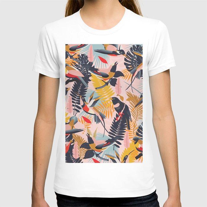 Paradise Birds II. T-shirt