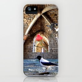 Guardians of the Rose iPhone Case