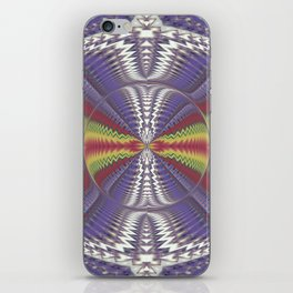 Wart Eye Pattern 1 iPhone Skin