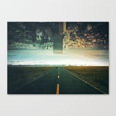 Roads Ahead Canvas Print
