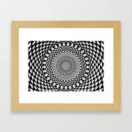 """Experimentalism 33/32"", by Brock Springstead Framed Art Print"