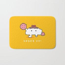 Cheer Up! Bath Mat