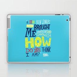 Lost: Chicken Salad Sadwich Laptop & iPad Skin