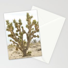 joshua tree Stationery Cards
