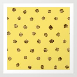 Everyone Love A Polkadot Art Print