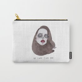 lana x spider Carry-All Pouch