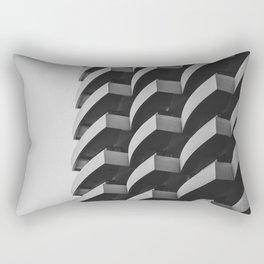 Fascinating Facade Rectangular Pillow