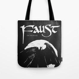 Faust - F. W. Murnau Tote Bag