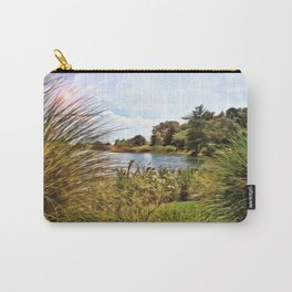 Nature - Sunset Lagoon Carry-All Pouch