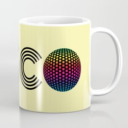 Disco Coffee Mug
