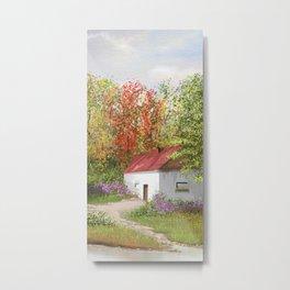 Home 8 Metal Print