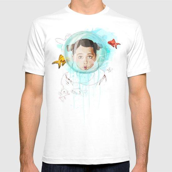 Fish Girl T-shirt
