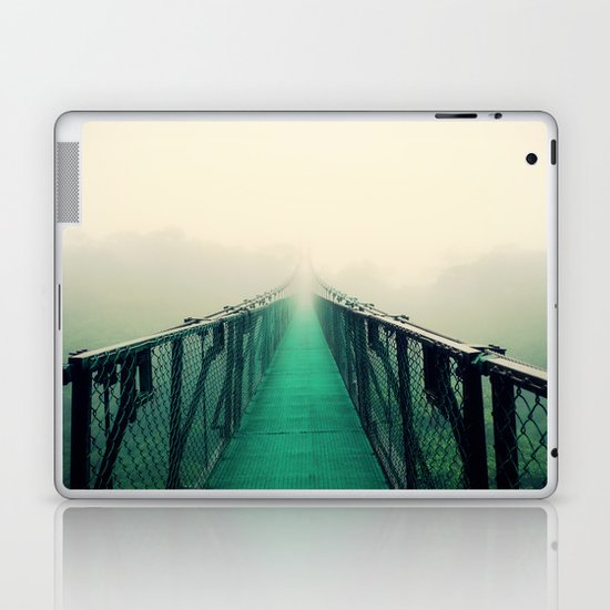 suspension bridge Laptop & iPad Skin
