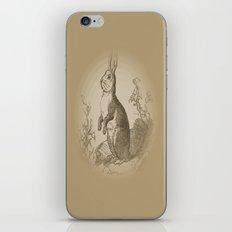 Bunny Rabbit {teddy bear brown} iPhone & iPod Skin