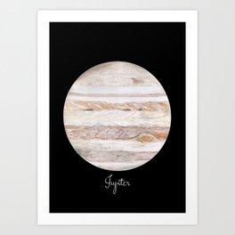 Jupiter #2 Art Print