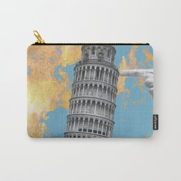 Leaning Tower of Za Carry-All Pouch