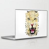 leo Laptop & iPad Skins featuring Leo by Iskoskikh Sveta