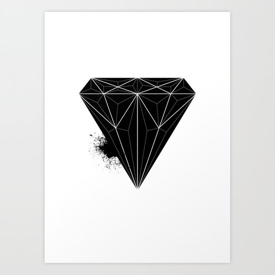 TAINT Art Print