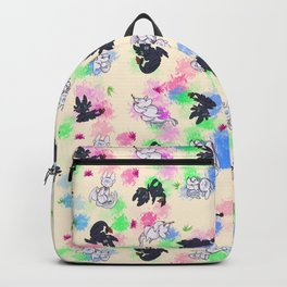 Toopliss and Nubless Backpack