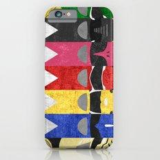 Mighty Morphin Power Rangers iPhone 6 Slim Case