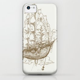 Voyage Home iPhone Case