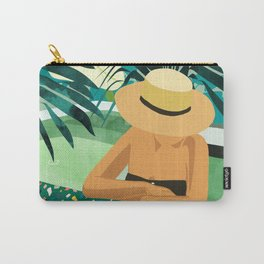 Chill #illustration #travel Carry-All Pouch