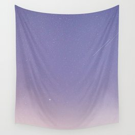 Soft Milky Way Wall Tapestry