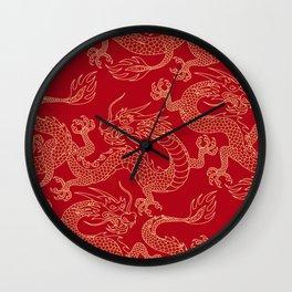Chinese New Year 2021 Wall Clock