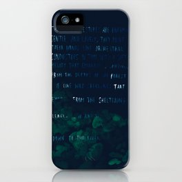"""Conquest of the Useless"" by Werner Herzog iPhone Case"