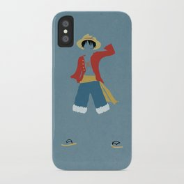 Monkey D Luffy iPhone Case