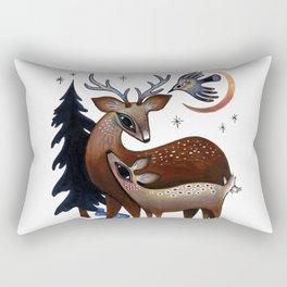 Father & Daughter Rectangular Pillow