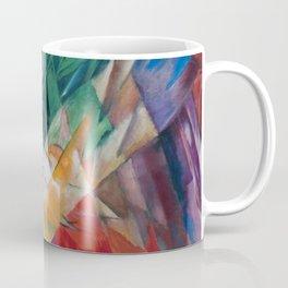 """Franz Marc """"Birds"""" Coffee Mug"""