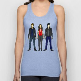 Outfits of Vamps Unisex Tanktop