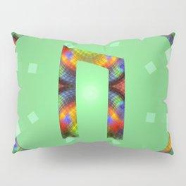 Uruz Rune  Pillow Sham