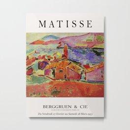 Henri matisse - The village Metal Print