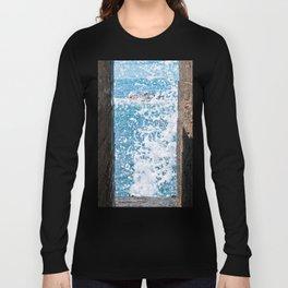 The Power of Sea - Sicily Long Sleeve T-shirt